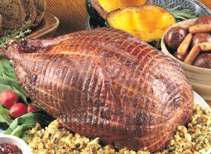 Applewood Smoked Turkey