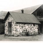 Our original smokehouse still stands today in Wittenberg, Wisconsin.