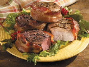 Nueske's Bacon-Wrapped Filets